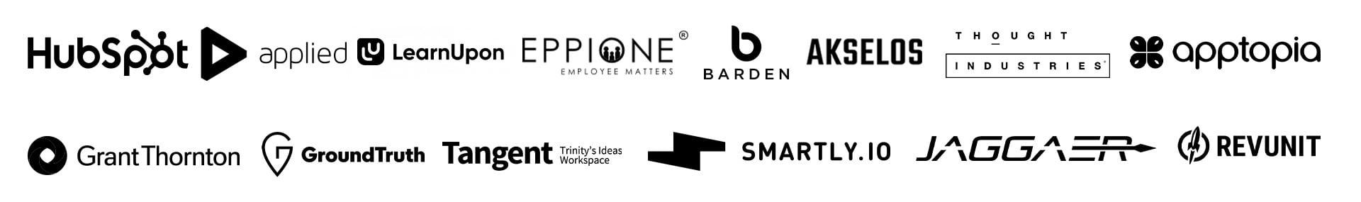 tribetactics testimonials logos-