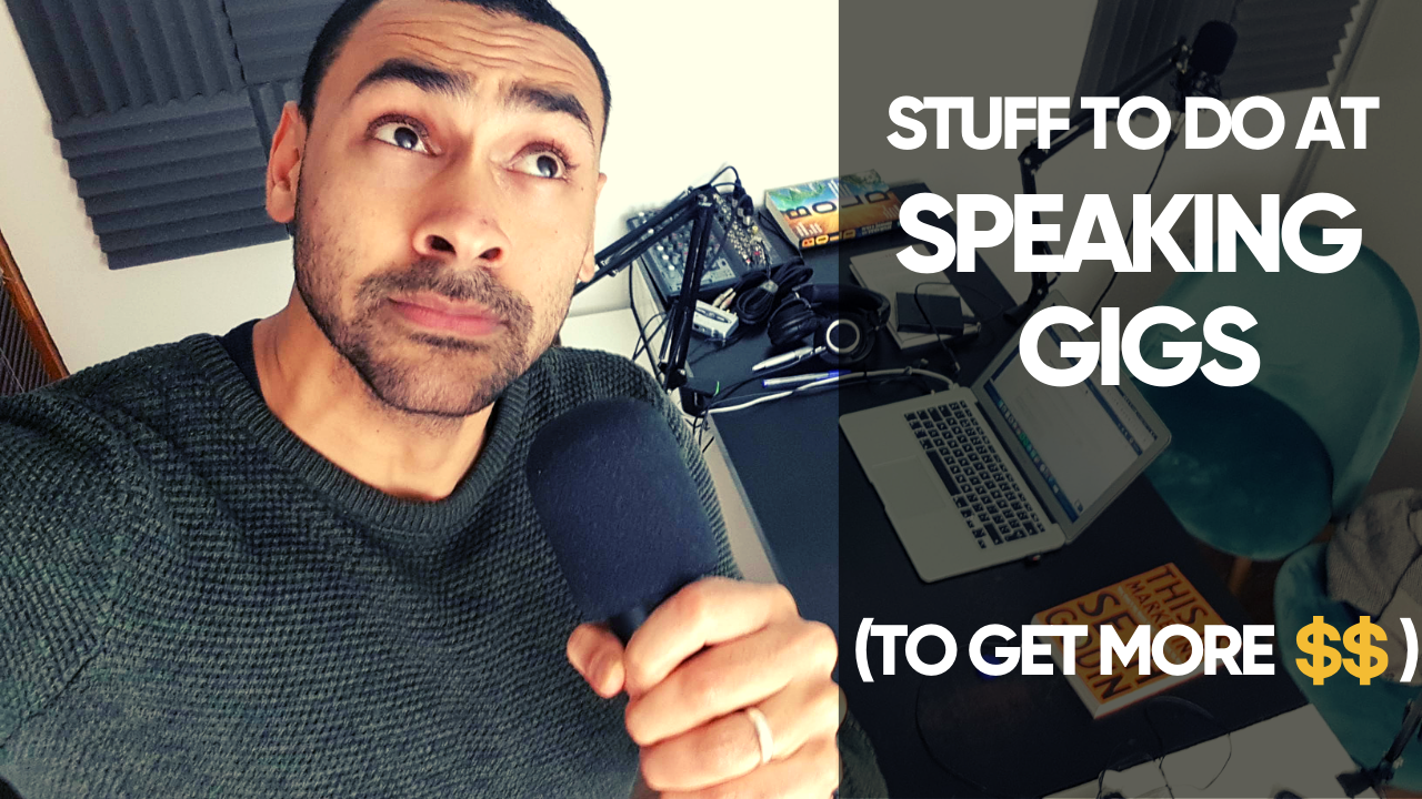 How to Use Speaking Opportunities to Build Your Startup Brand-
