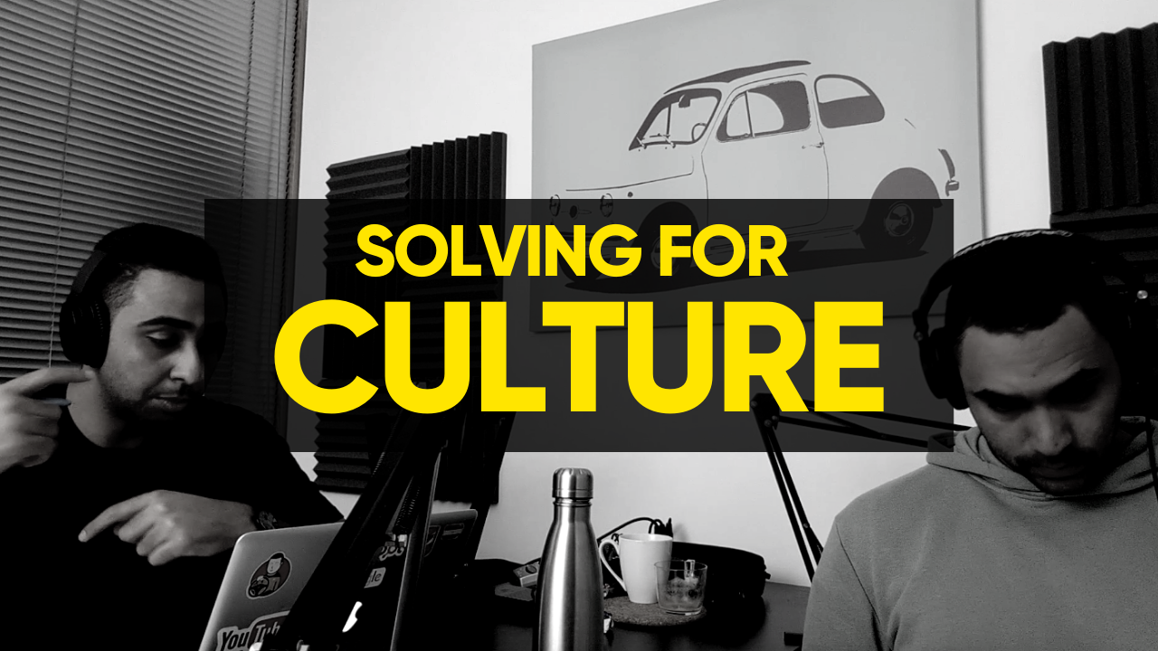 solving for culture